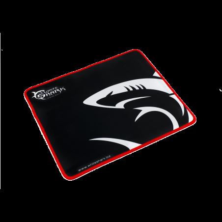 White Shark Comanche Gaming Combo Pakket - Rood