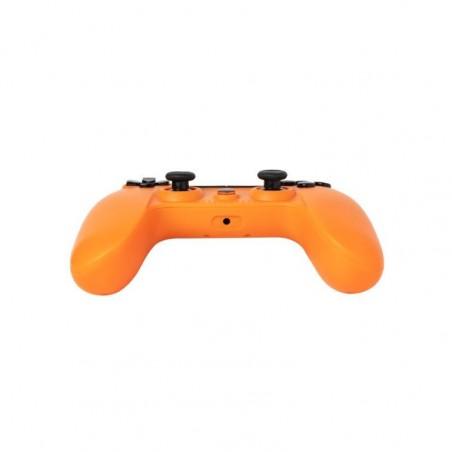 Under Control- PS4 bluetooth controller met koptelefoon aansluiting - Oranje
