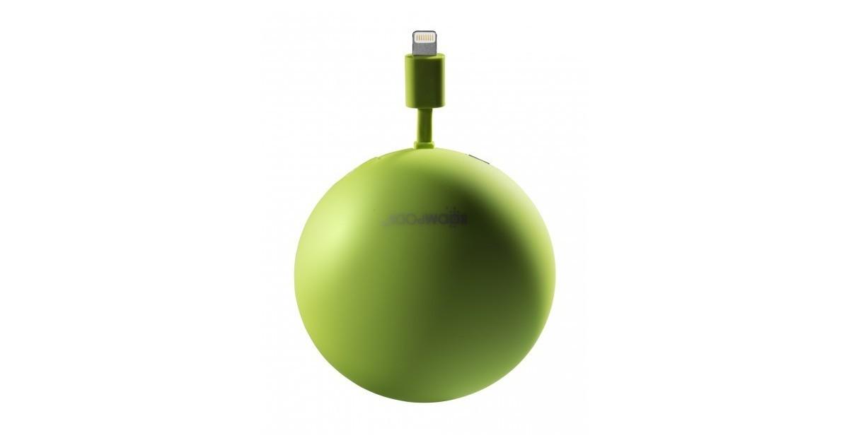 Boompods Power Banks 2300mAh Powerpod iphone  5/5s/5c - Groen