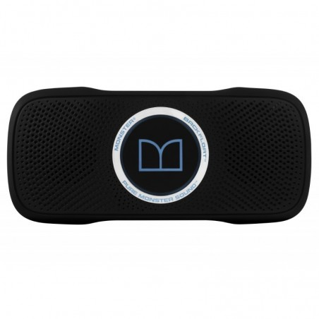 Monster SuperStar BackFloat HD Bluetooth Speakers Neon Blauw