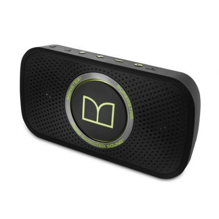 Monster SuperStar HD Bluetooth Speaker Neon Groen