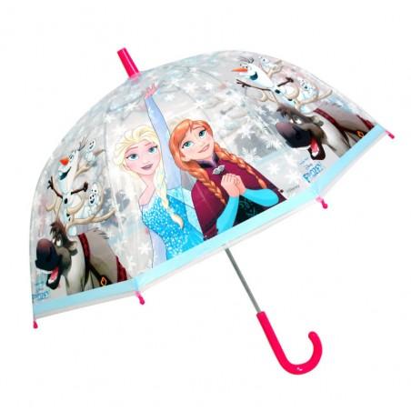 Frozen kinderparaplu - Handmatig - Diameter 96 cm - koepelvormige paraplu