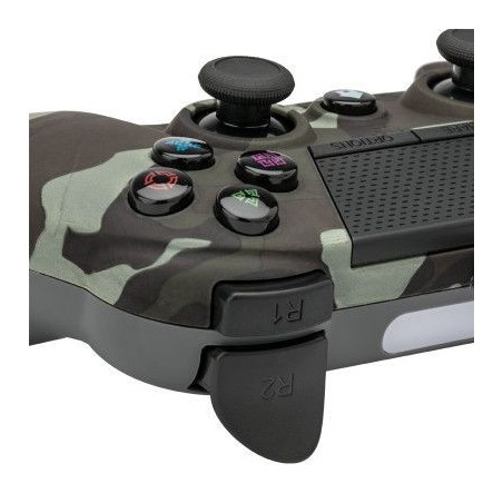 PlayStation4 draadloze controller met koptelefoon aansluiting - Camouflage