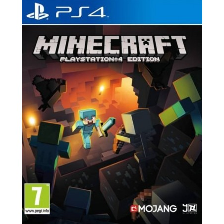 Minecraft - Playstation 4 game