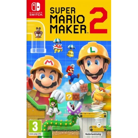 Super Mario Maker 2 - Nintendo Switch - Game