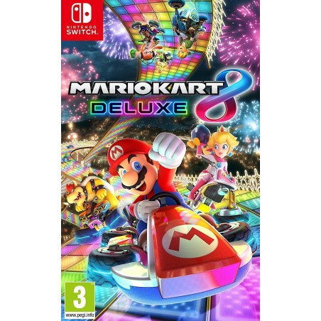 Mario Kart 8 Deluxe - Nintendo Switch - Game