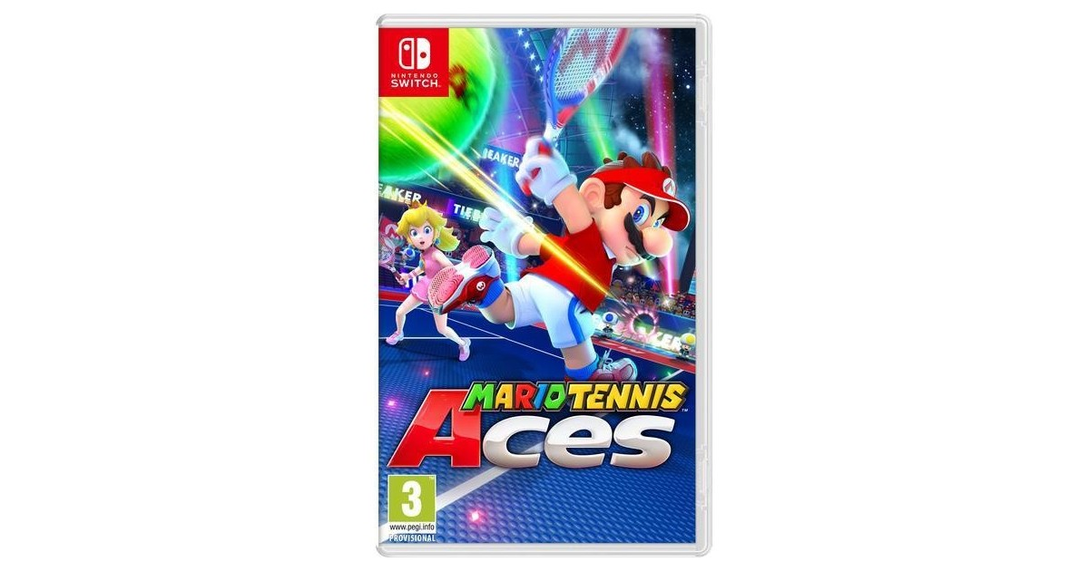 Mario Tennis Aces - Nintendo Switch Game