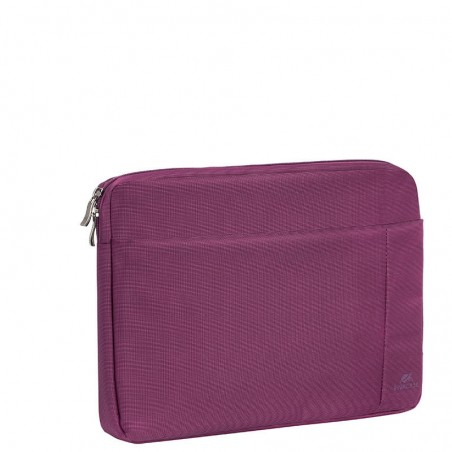 RivaCase 8203 purple Laptop sleeve 13.3 inch