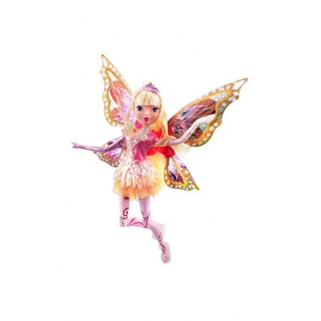 Winx Club Tynix Fairy - Pop - Stella - 26 cm