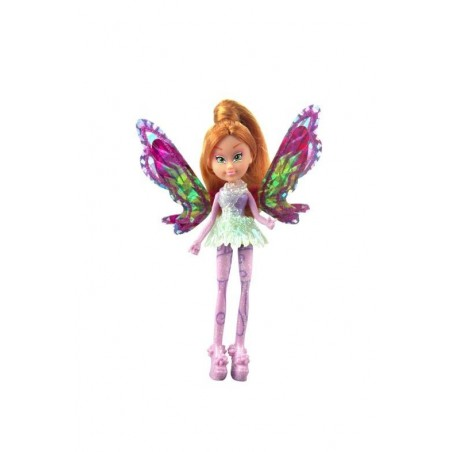 Winx Club Tynix Mini Magic - Pop - Flora - 12 cm