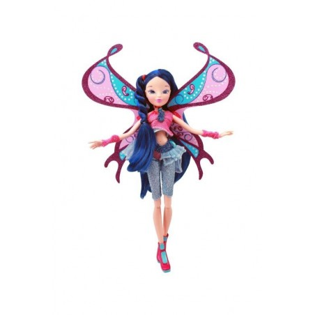 Winx Club Believix Refresh - Pop - Musa - 28 cm