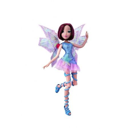 Winx: Mythix Fairy - Tecna - 28 cm groot