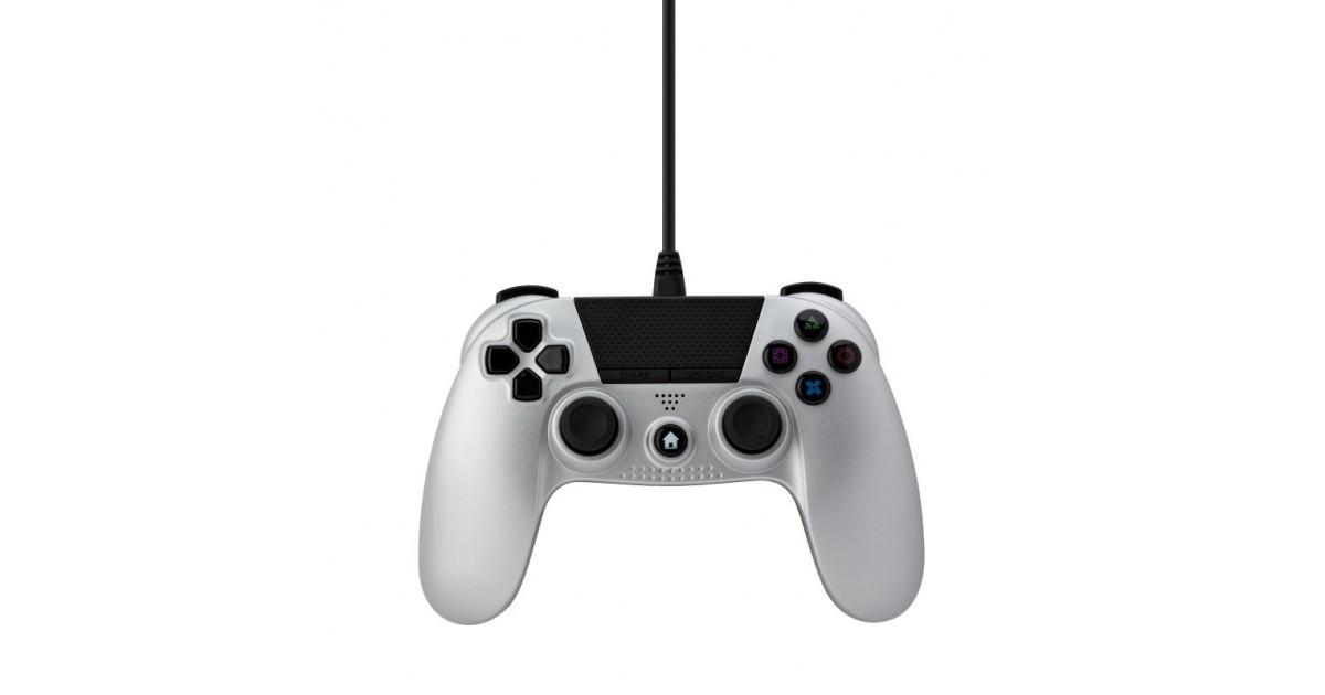 Under Control - PS4 controller - Zilver