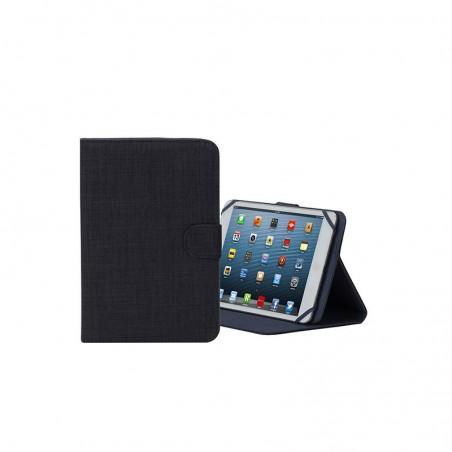 RivaCase Universele Tablet case 8 Inch iPad mini 4 Asus Lenovo Samsung Galaxy Tab Sony - Zwart