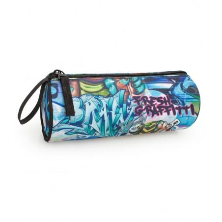 Delbag Graffiti - Fresh Graffiti - Etui - 21 cm
