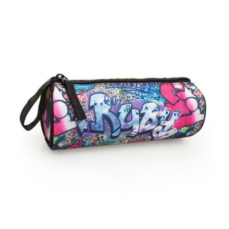 Eastwick Graffiti - Ruby - Etui - 21 cm