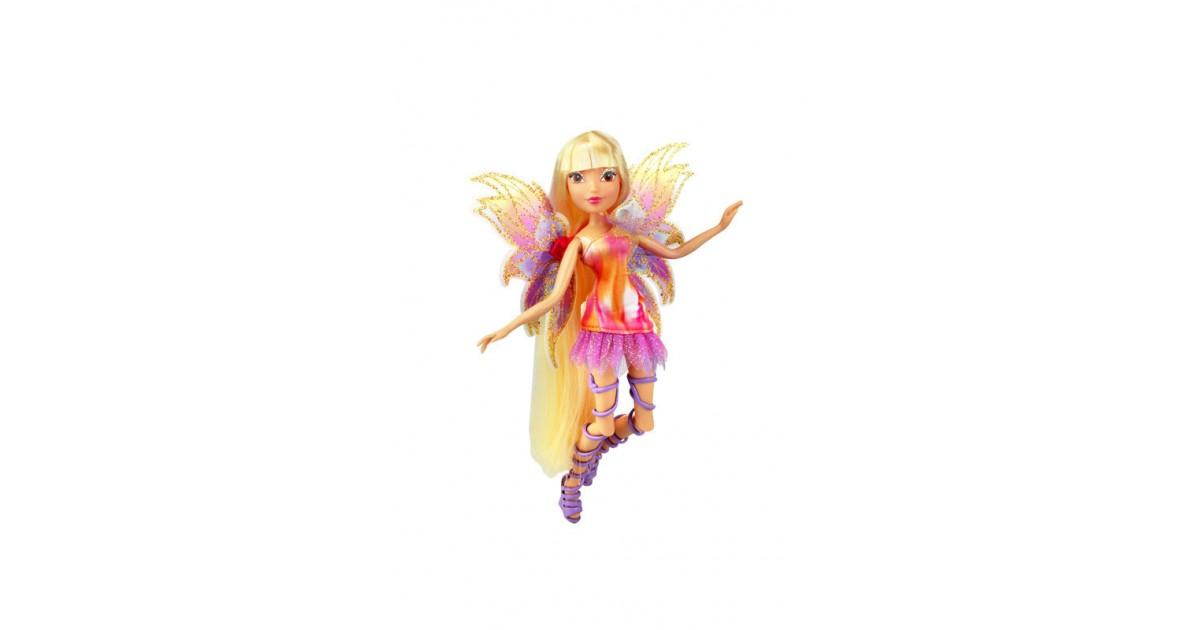 Winx: Mythix Fairy - Stella - 28 cm groot