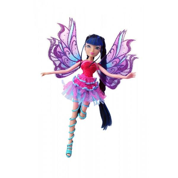 Winx: Mythix Fairy - Musa - 28 cm groot