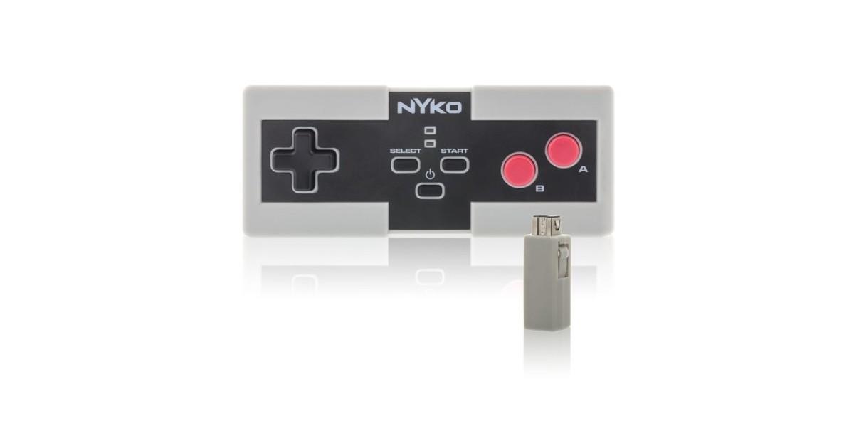 Nyko - Miniboss - Draadloze Controller - AAA Batterij - NES Classic Edition