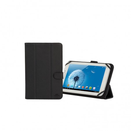 RivaCase Universele Tablet case 7 Inch (Acer, Asus, Huawei,Lenovo, Samsung Galaxy Tab) - Zwart
