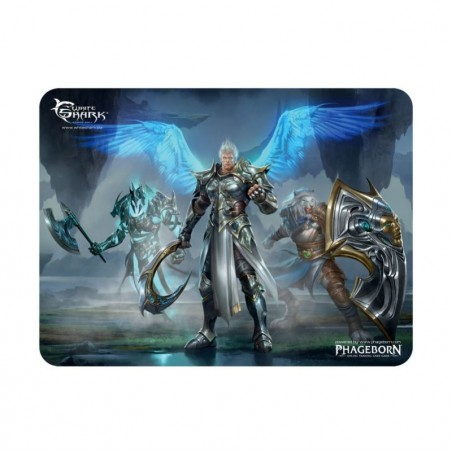 White Shark Asccended Gaming Muismat 40cm x 30cm x 3mm