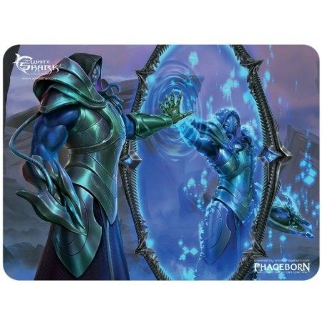 White Shark Abissal Mirror - Gaming muismat - 250 x 200 mm