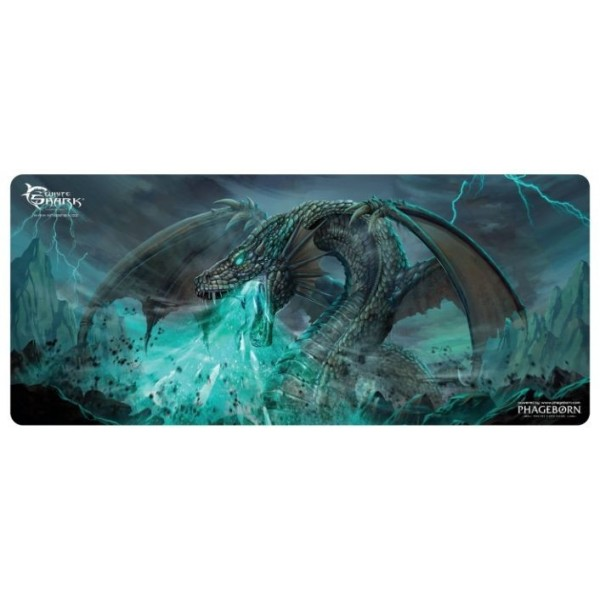 White Shark Energy Gorger - Gaming muismat - 800 x 350 mm