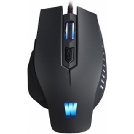 WASDkeys M100 Ergonomische Gaming Laser Mouse