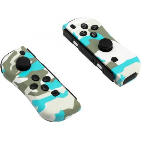 Under Control - Nintendo Switch ii-con Controller stippen - Snow white camo
