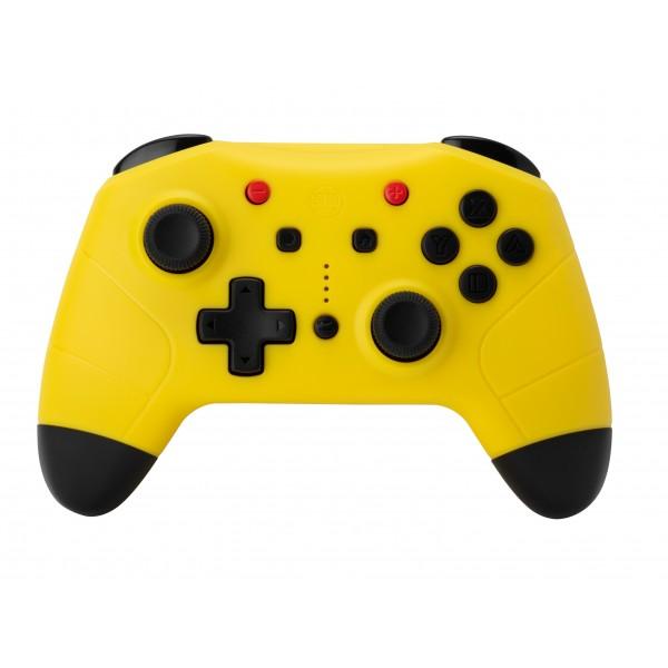 Nintendo Switch - Draadloze Bluetooth Controller - Pikachu
