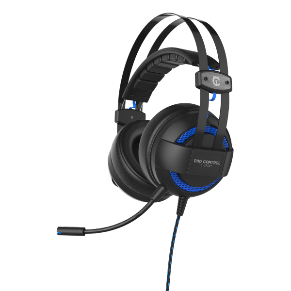 Under control E-sports 7.1 Gaming headset voor PS4 en PC