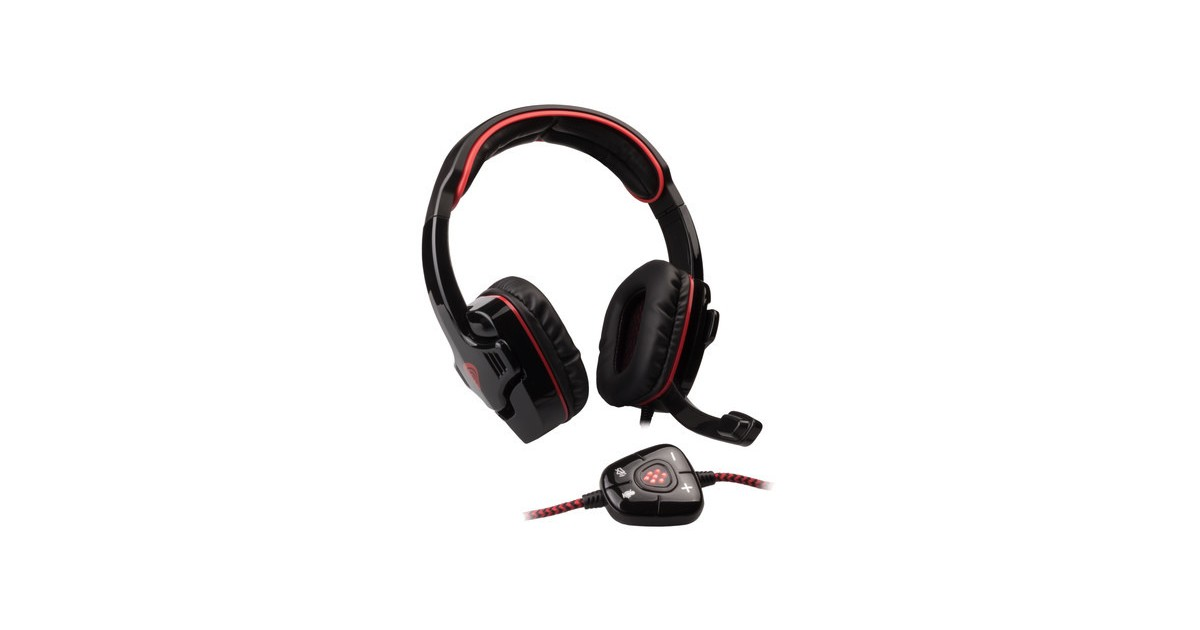 Genesis PC Gaming Headset HX66 Virtueel 7.1