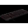 Logitech G413 toetsenbord USB QWERTY Amerikaans Engels Zwart
