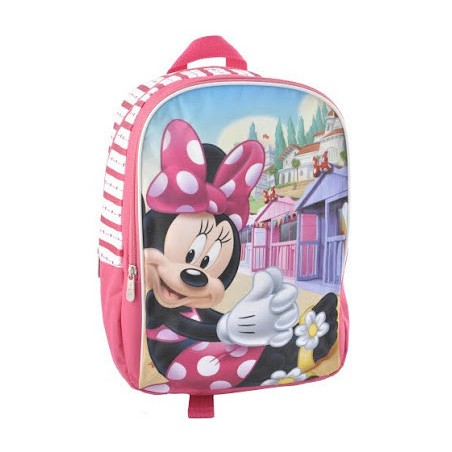 Minnie Mouse Beach Middel Rugzak
