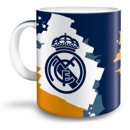 Real Madrid - Porseleinen Mok - 300 ml - Multicolor