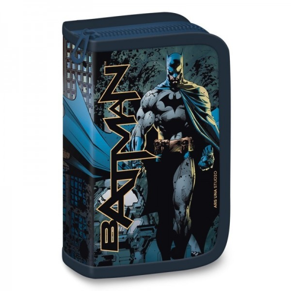 Batman - Etui - Gevuld - Blauw