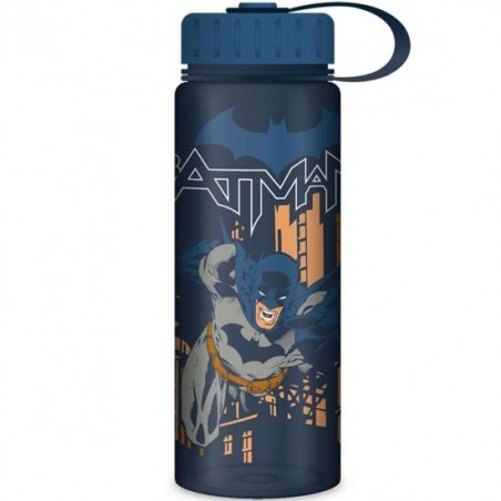 Batman - Drinkfles - 500 ml - Blauw