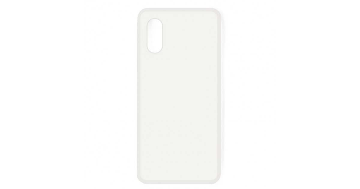 Ksix - Flex hoes TPU voor Huawei P20 - Transparant