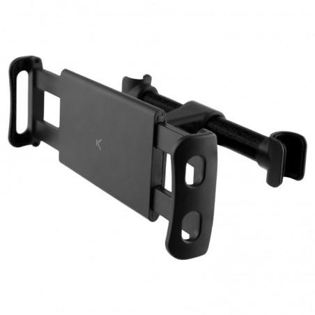 Ksix universal tablet houder voor hoofdsteun auto's
