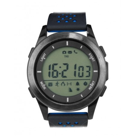Ksix - Fitness Explorer 2 Sports Horloge - Zwart