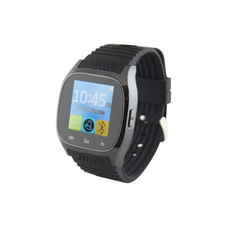 KSIX - Smart Watch Plus - Zwart