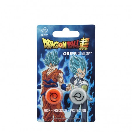 Dragon Ball Super - PS4 controller thump grips - Oranje en Grijs