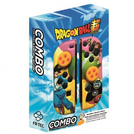 Dragon Ball Super, silicone Combo Pack voor Nintendo Switch Joy-Con controllers