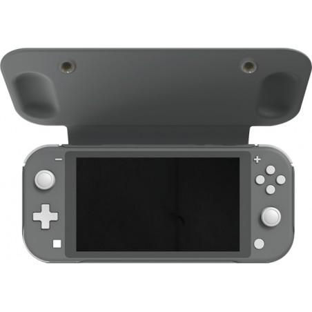 Nintendo Switch Lite flipcase - grijs