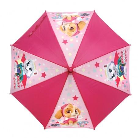 Paw Patrol - Paraplu - 74 cm -  Roze