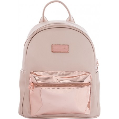 Marshmellow - Hamptons Rose Gold Rugzak