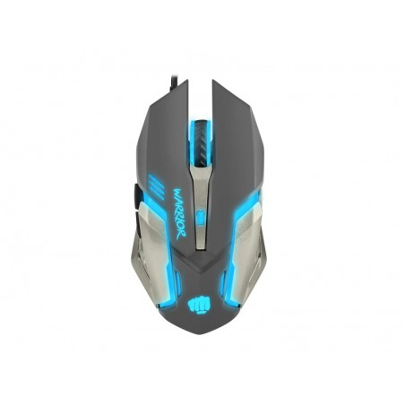 Fury Warrior - Gaming Muis - Optisch - 3200 DPI - Met LED verlichting