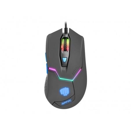 Fury Hunter - Gaming Muis - Optisch - 4800 DPI - Met software