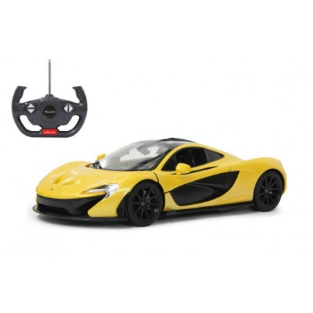RC McLaren P1 1:14 - 40MHz - geel