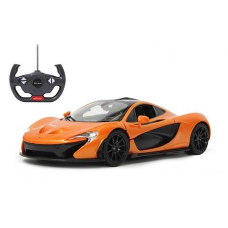 RC McLaren P1 1:14 - 27MHz -oranje